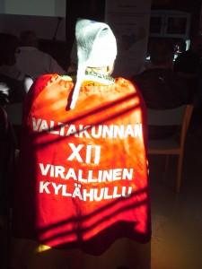 Kylähullu Heikki Kumpula
